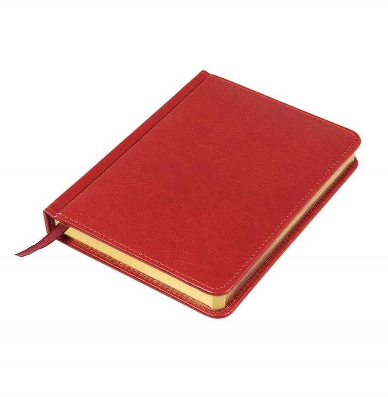 Ежедневник недатированный JOY, формат А6+, Красный, -, 24608 08