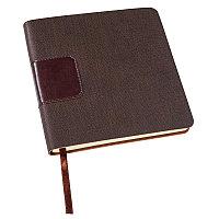 Ежедневник недатированный SCOTTY, формат А5-, Коричневый, -, 24701 33, фото 1