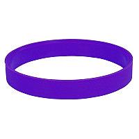 """Браслет силиконовый """"Фантазия-2"""";  D6,5см;  фиолетовый , Фиолетовый, -, 22109 11"""