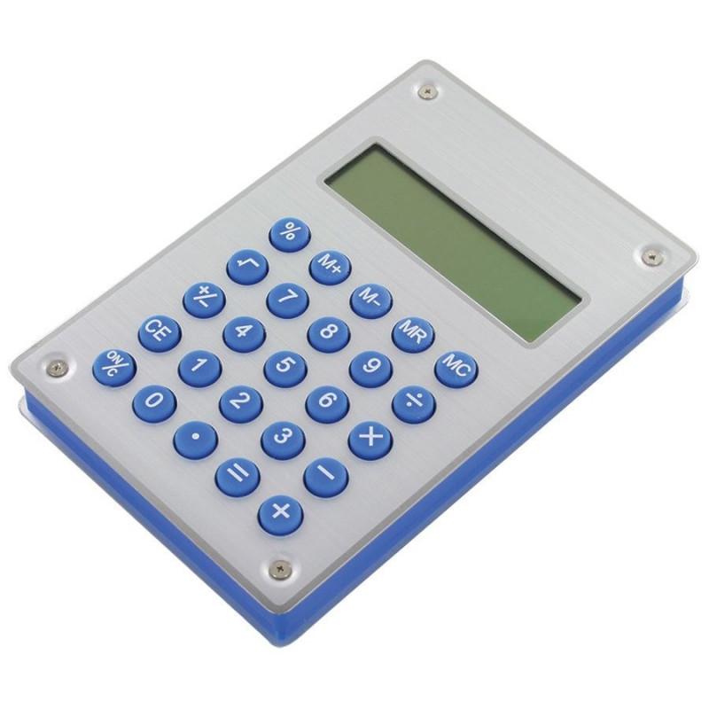 """Калькулятор """"Aqua"""" на энергии воды, синий, белый, , 13812"""