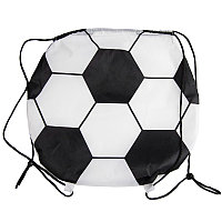 Рюкзак для обуви (сменки) илифутбольного мяча, Белый, -, 161033 01