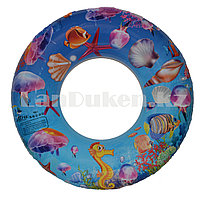 """Надувной плавательный круг """"Морской мир"""" (90 см)"""