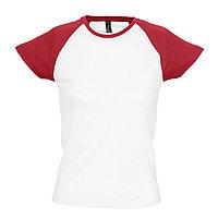 Футболка женская MILKY 150, Красный, S, 711195.145 S, фото 1