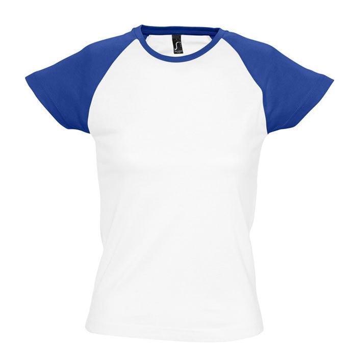 Футболка женская MILKY 150, Синий, S, 711195.241 S