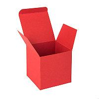 Коробка подарочная CUBE, Красный, -, 32004 08