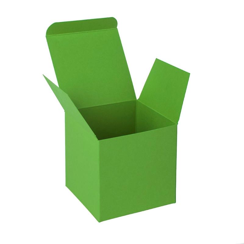 Коробка подарочная CUBE, Зеленый, -, 32004 18