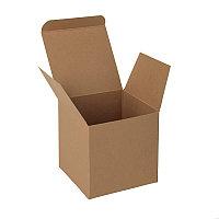 Коробка подарочная CUBE, Коричневый, -, 32004 14