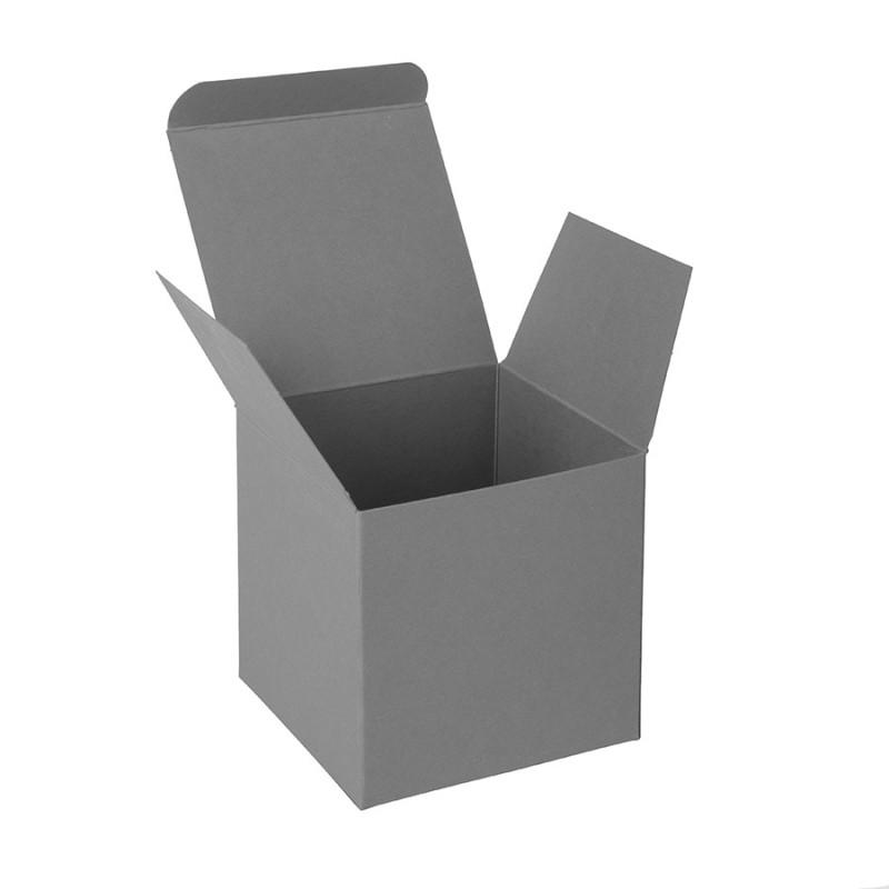 Коробка подарочная CUBE, Серый, -, 32004 30