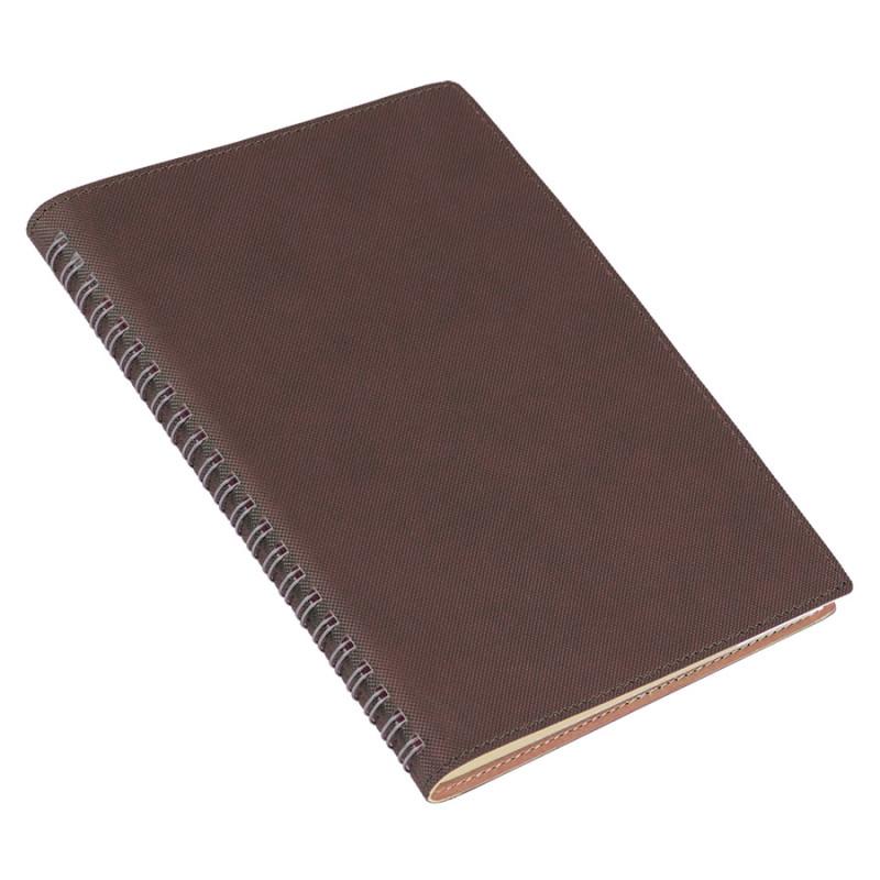 Ежедневник недатированный FOGGY, формат А5, Коричневый, -, 24705 33