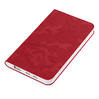 """Универсальный аккумулятор """"Tabby"""" (4000mAh),красный, 7,5х12,1х1,1см, Красный, -, 23105 08, фото 1"""