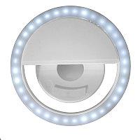 Подсветка для селфи SPOTLIGHT, Белый, -, 26100 01, фото 1