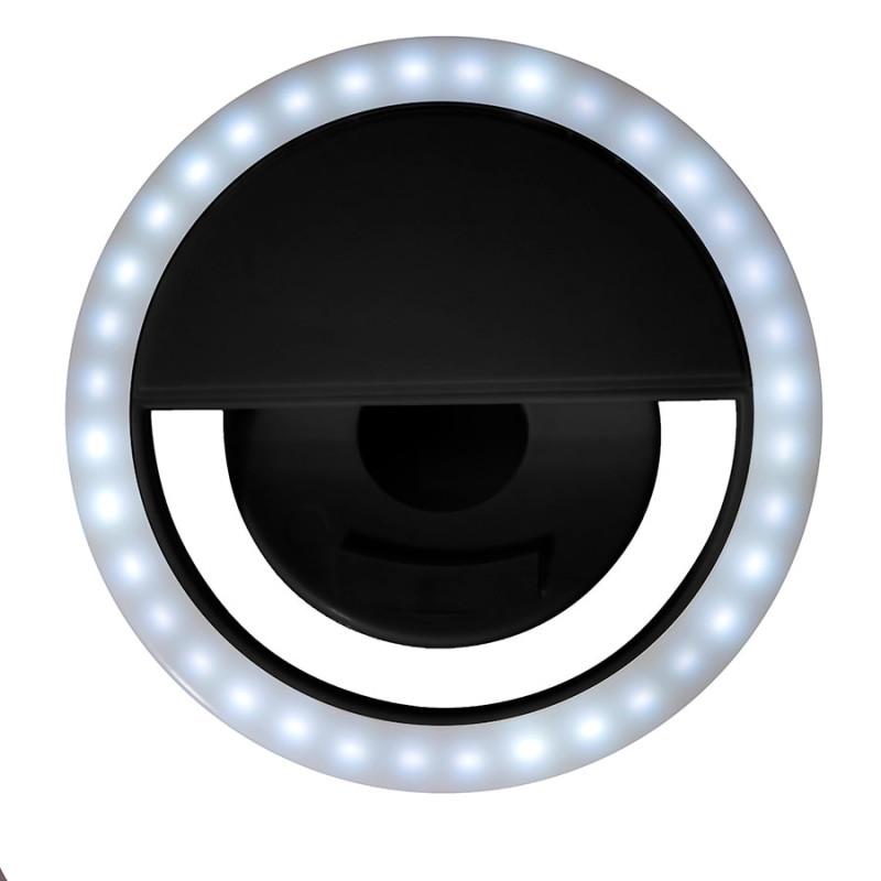 Подсветка для селфи SPOTLIGHT, Белый, -, 26100 35