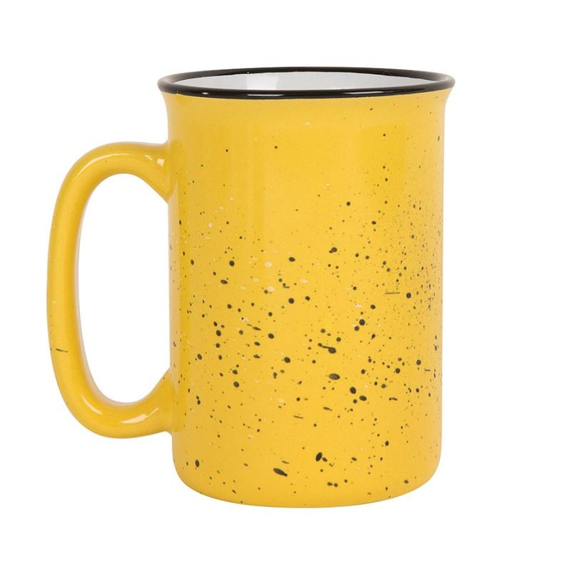 Кружка  UNIVERSE, Желтый, -, 26200 03