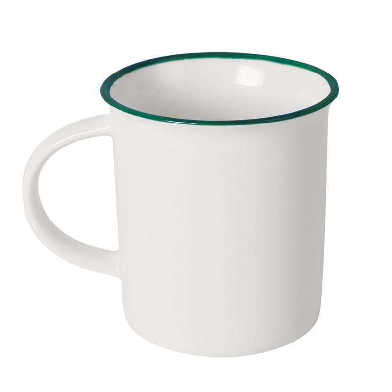 Кружка NOSTALGIE, Зеленый, -, 23503 18