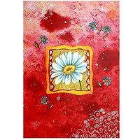 Открытка поздравительная, разные цвета, , 141204