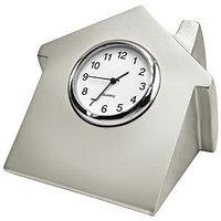 """Часы  """"Домик"""", серебристый, , 3026"""