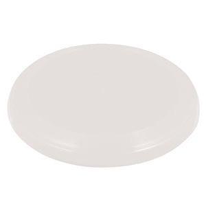 Летающая тарелка; белый; D=22 см; H=2,7см; пластик; 16+; шелкография, Белый, -, 7220 01