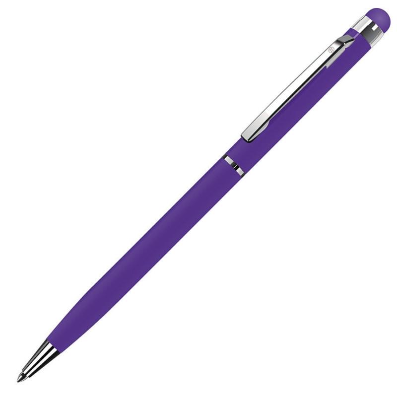 Ручка шариковая со стилусом TOUCHWRITER, Фиолетовый, -, 1102 11