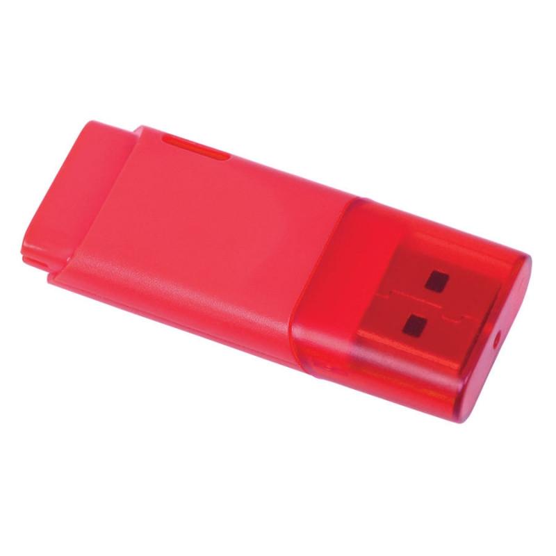 """USB flash-карта """"Osiel"""" (8Гб), Красный, -, 23601_8Gb 08"""