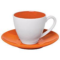 """Чайная пара """"Galena"""" в подарочной упаковке, Оранжевый, -, 23300 06"""