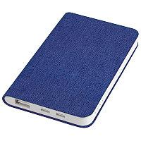 """Универсальный аккумулятор """"Provence"""" (4000mAh),синий,7,5х12,1х1,1см, искусственная кожа,плас, Синий, -, 23103"""