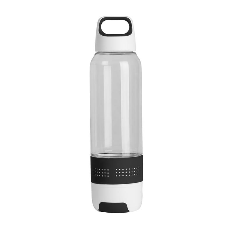Бутылка с полотенцем TRAINER, Белый, -, 11919 35