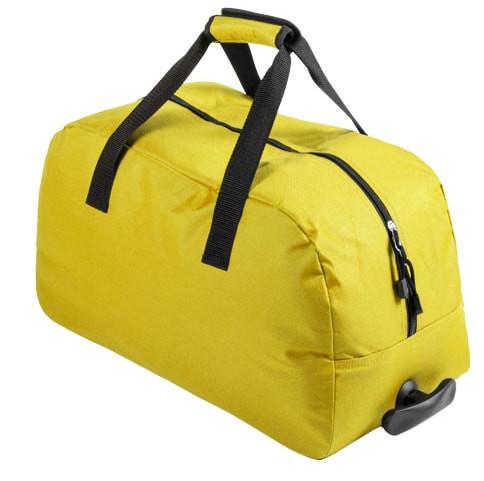 Сумка на колесиках BERTOX, Желтый, -, 344737 03