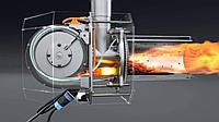 Газообразное топливо и его горение (Виды топлива)