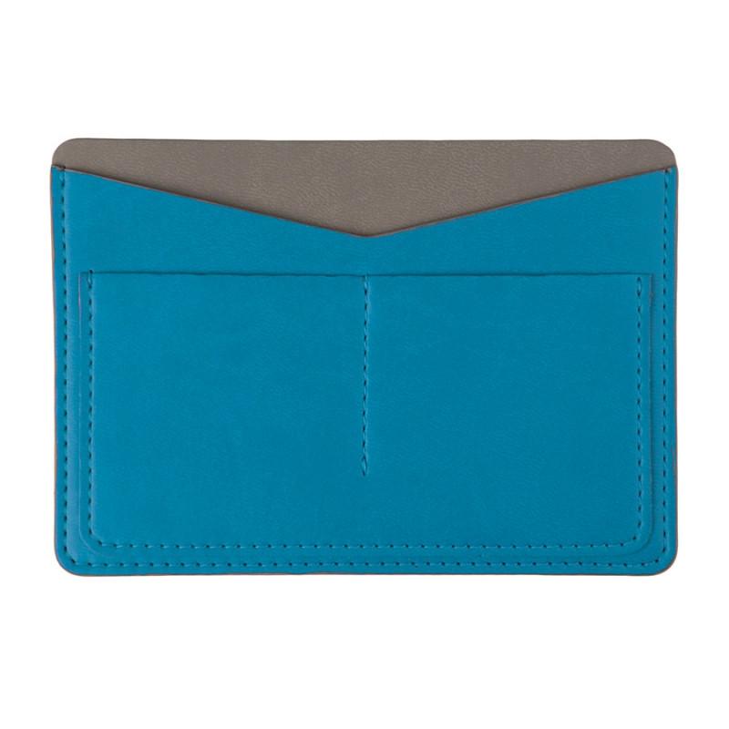 Холдер для паспорта и карт  EMOTION, коллекция  ITEMS, Голубой, -, 34012 22