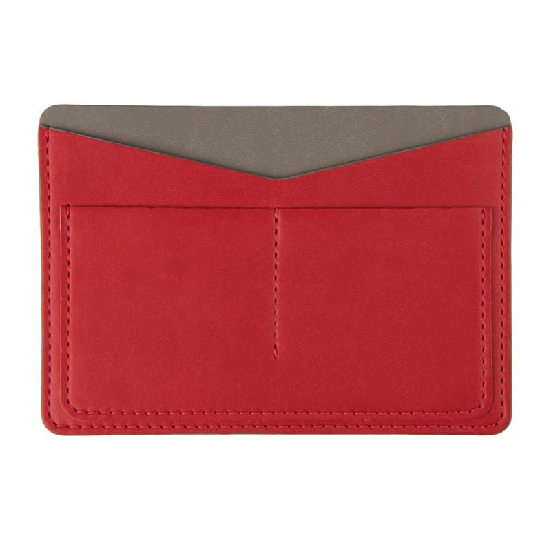 Холдер для паспорта и карт  EMOTION, коллекция  ITEMS, Красный, -, 34012 08