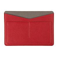 Холдер для паспорта и карт  EMOTION, коллекция  ITEMS, Красный, -, 34012 08, фото 1