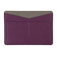 Холдер для паспорта и карт  EMOTION, коллекция  ITEMS, Фиолетовый, -, 34012 11