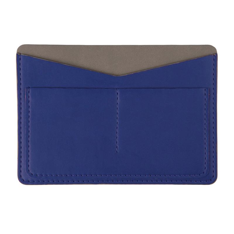 Холдер для паспорта и карт  EMOTION, коллекция  ITEMS, Синий, -, 34012 24