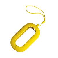 Обложка с ланъярдом к зарядному устройству SEASHELL-2, Желтый, -, 25301 03
