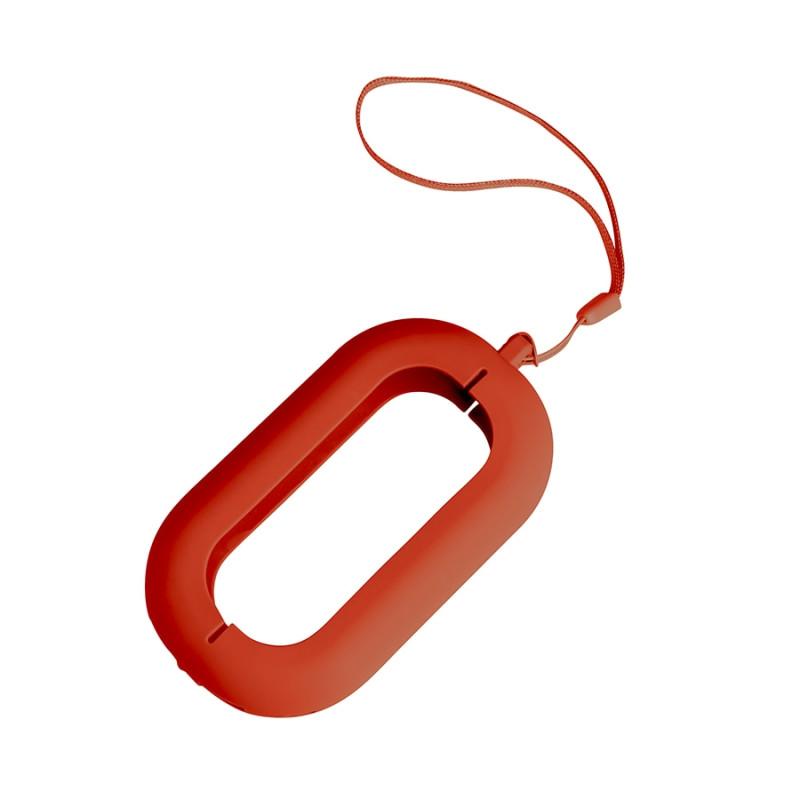 Обложка с ланъярдом к зарядному устройству SEASHELL-2, Красный, -, 25301 08