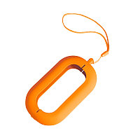 Обложка с ланъярдом к зарядному устройству SEASHELL-2, Оранжевый, -, 25301 05