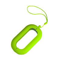 Обложка с ланъярдом к зарядному устройству SEASHELL-2, Зеленый, -, 25301 132