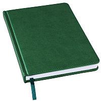 Ежедневник недатированный Bliss, А5,  темно-зеленый, белый блок, без обреза, Зеленый, -, 24601 17, фото 1