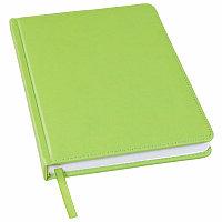 Ежедневник недатированный Bliss, А5,  зеленое яблоко, белый блок, без обреза, Зеленый, -, 24601 27, фото 1