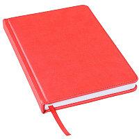 Ежедневник недатированный Bliss, А5,  красный, белый блок, без обреза, Красный, -, 24601 08, фото 1