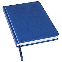 Ежедневник недатированный Bliss, А5,  синий, белый блок, без обреза, Синий, -, 24601 25, фото 1