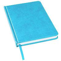 Ежедневник недатированный Bliss, А5,  голубой, белый блок, без обреза, Голубой, -, 24601 21, фото 1