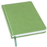 Ежедневник недатированный Bliss, А5, лаймовый, белый блок, без обреза, Зеленый, -, 24601 19