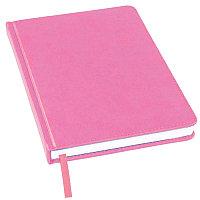 Ежедневник недатированный Bliss, А5,  розовый, белый блок, без обреза, Розовый, -, 24601 10