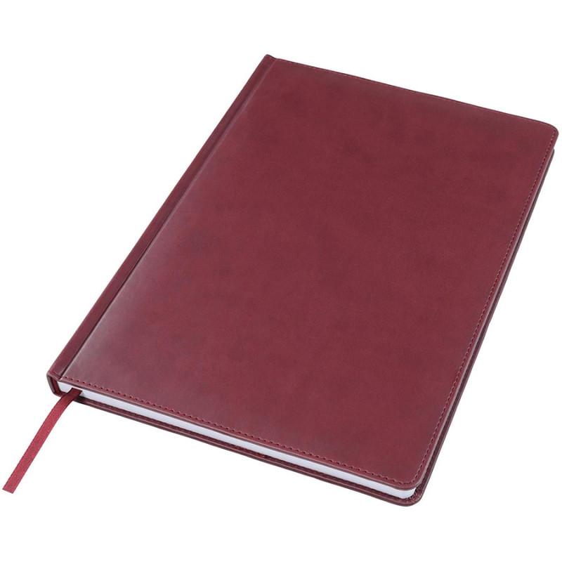 Ежедневник недатированный BLISS, формат А4, Бордовый, -, 24602 13