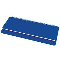 Планинг недатированный Bliss,  синий, белый блок, без обреза, Синий, -, 24603 25