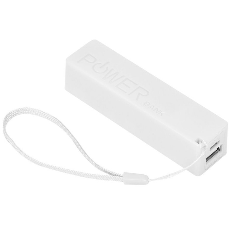 """Универсальное зарядное устройство """"Keox"""" (2000mAh), Белый, -, 344955 01"""