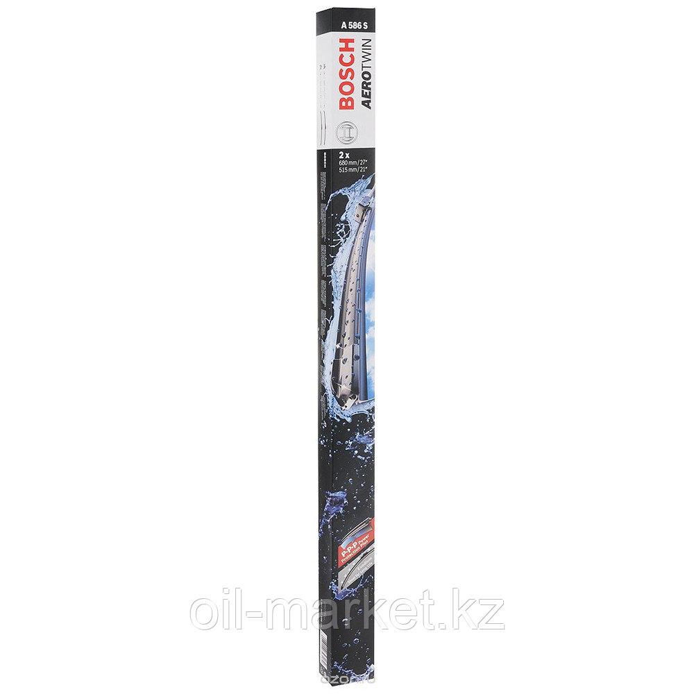 BOSCH Комплект стеклоочистителей Aerotwin 680/515mm (A 586 S) Audi A8 09>