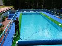 Диагностика бассейна и оборудования
