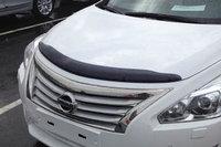 Мухобойка\дефлектор капота на Nissan Teana /Ниссан Теана 2013-